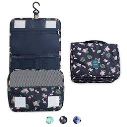 Hanging Toiletry Bag Waterproof Travel Cosmetic Bag Make up