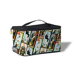 Queen of Cases Haunted Mansion Stretch Paintings Cosmetics S