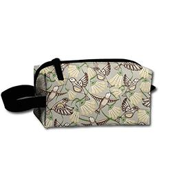 Hummingbird Toiletry Bag Cosmetic Bag Accessories Pouch Mult
