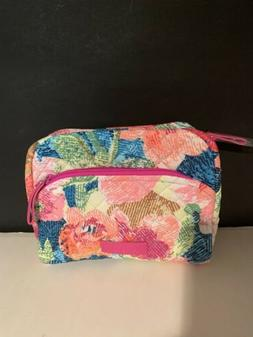 Vera Bradley Iconic Medium Cosmetic, Superbloom