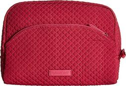 Vera Bradley Women's Iconic Large Cosmetic Passion Pink One