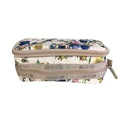 LeSportsac Kevyn Cosmetic Make Up Case, Endless Fields Pink