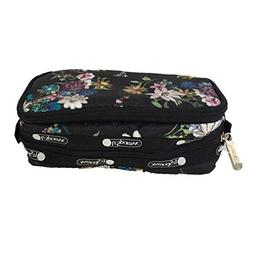 LeSportsac Kevyn Cosmetic Make Up Case, Endless Fields