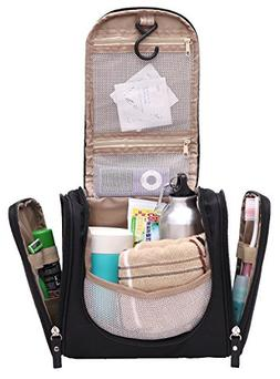 Magictodoor Travel Kit Organizer Hanging Cosmetic Grooming B