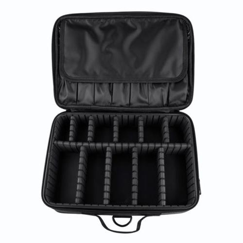 13/16'' Professional Makeup Cosmetic Storage Artist US