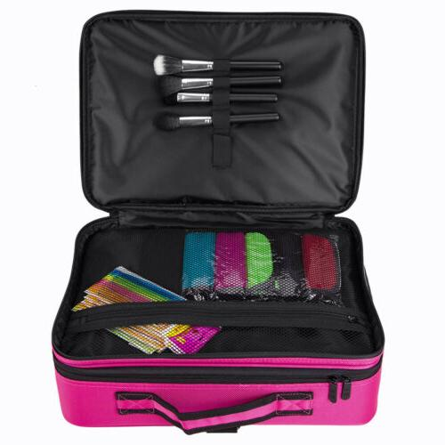 13/16'' Makeup Cosmetic Case Storage Artist