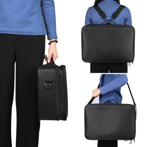 "16"" Bag Large Women Organizer Case Storage Travel"