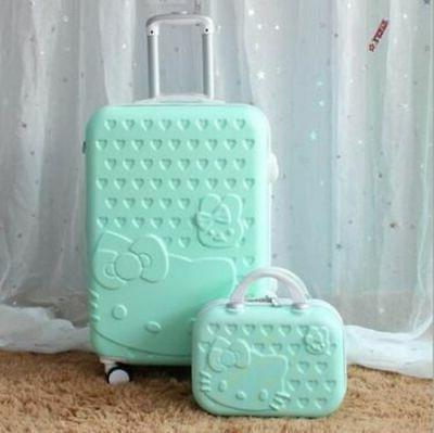 2PCS/SET Lovely Cosmetic bag Kitty 24 Trave