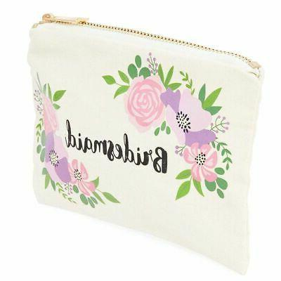 3x Cosmetic Makeup Bags Pouches Cases with for Pen