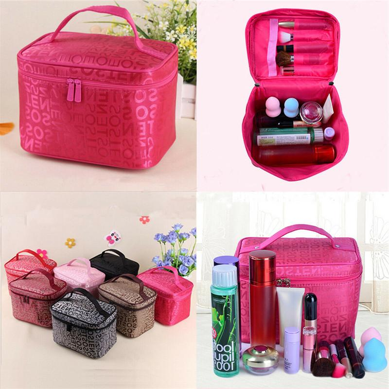 5 colors 2019 <font><b>Bags</b></font> Women Beauty Case Cosmetics <font><b>Bag</b></font> Pouch