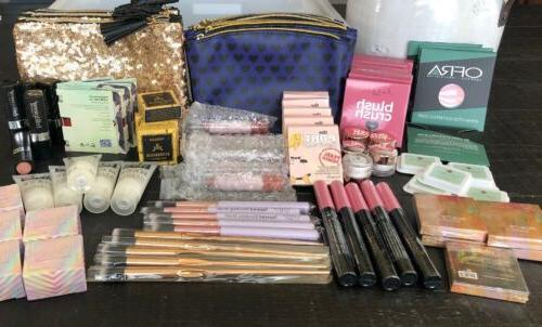 75pc ipsy makeup lot 10 bags benefit