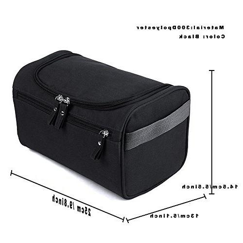 Pro-traveller Hanging Travel Case for or Woman Hook Accessories, Shampoo, Personal Items, Bag