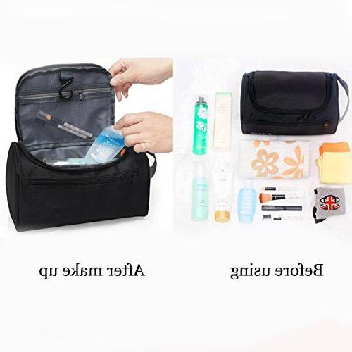 Pro-traveller Hanging Bag Travel for Man or with Hanging Hook Organizer Accessories Accessories, Shampoo, Items,