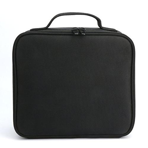 Travel Bag, Portable Makeup Case Artist Bag with for Toiletry