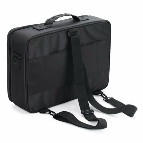 Professional Cosmetic Case Handle Artist Kit