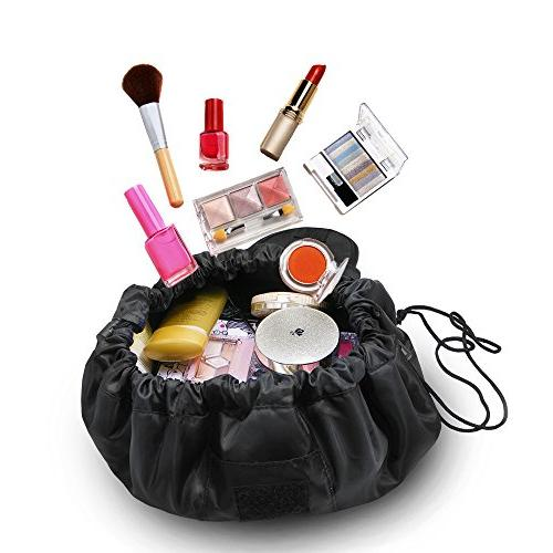 VOJUAN Fashion Cosmetic Large Capacity Toiletry Bag Portable Quick Pack Travel