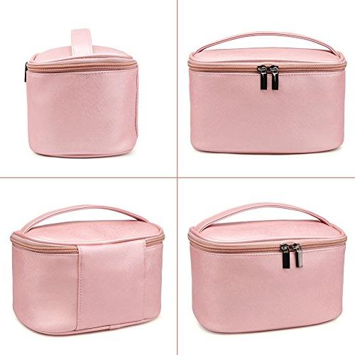 Cosmetic Travel MakeUp Case with Valentine's