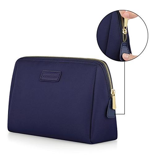 CHICECO Large Makeup Toiletry Bag Skincare Navy