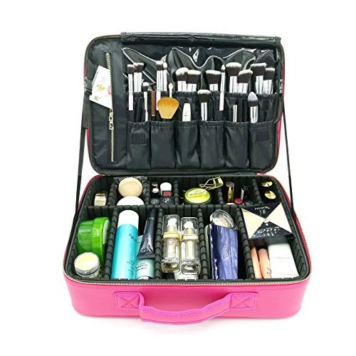 Makeup Bag Travel Bag EVA Case Gift Girl