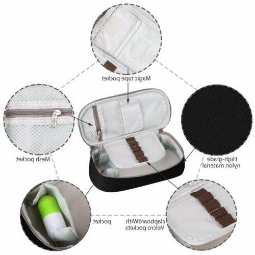 Homecube Pen Case Organizer Box