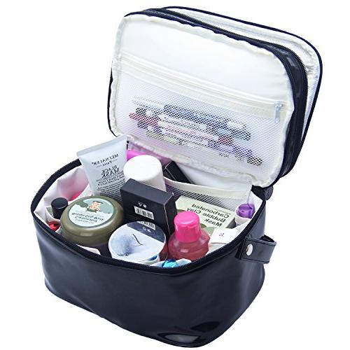 Relavel layer Capacity Cosmetic Makeup organizer Holder Multifunctional makeup for Travel Home