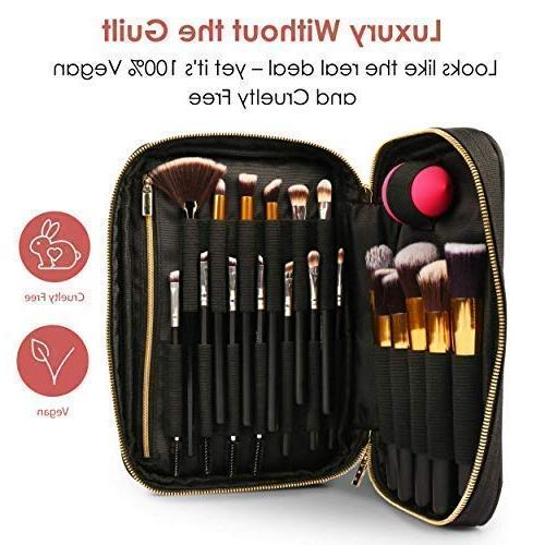 habe Brush Travel BONUS Make – – Long – Women – Free