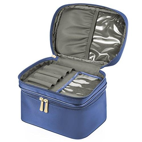 brush case bag double layer