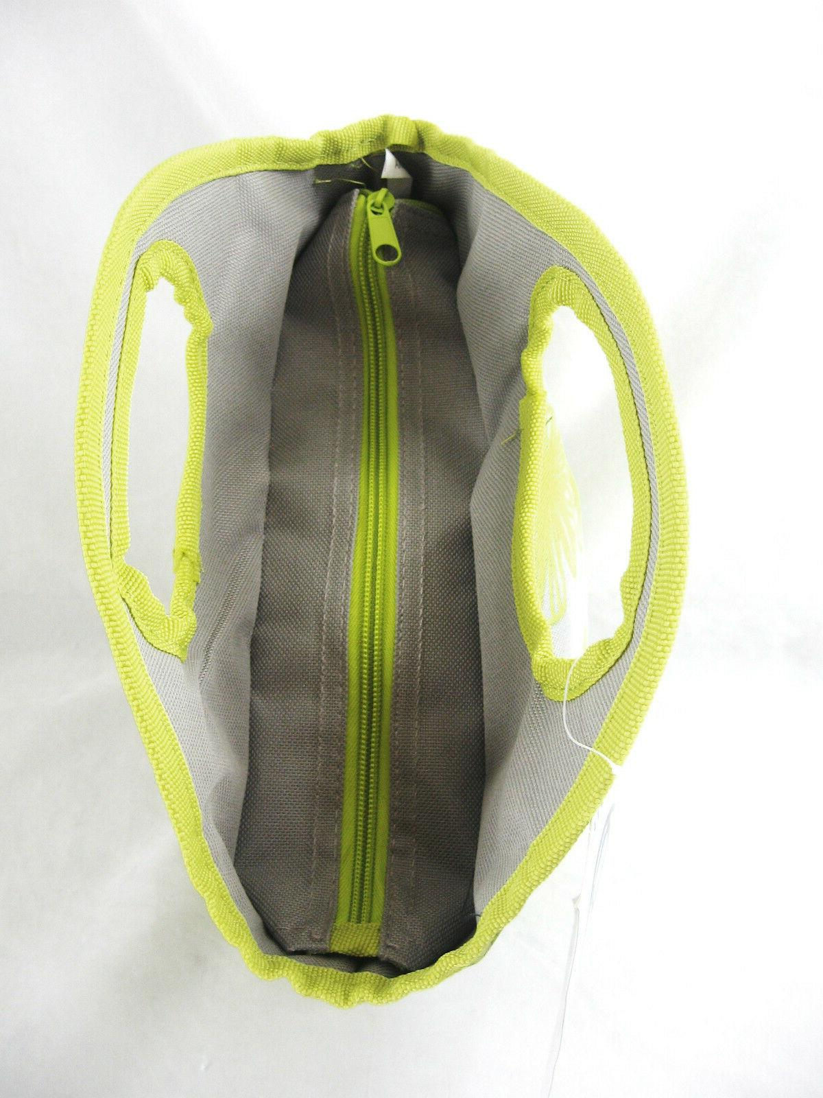 Chartreuse Insulated Bag FREE SHIP