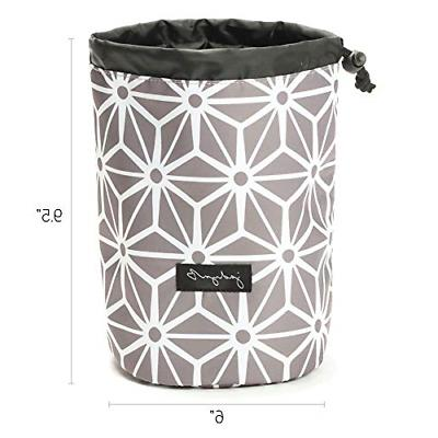 Jadyn B Top Compact Bag and Organizer Women