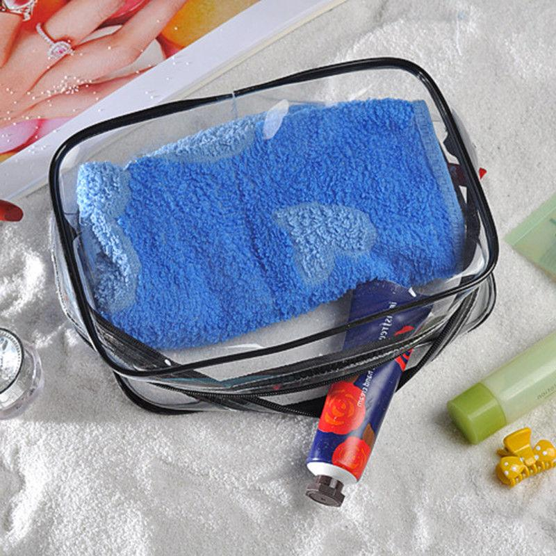 Clear Cosmetic Makeup Bag