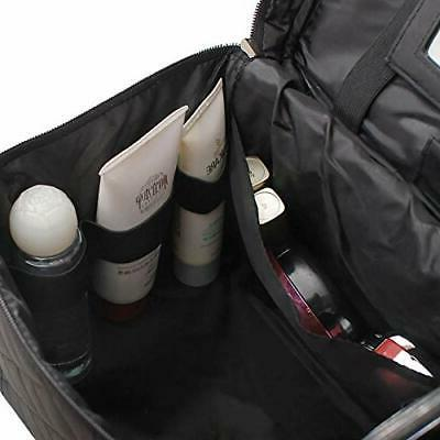 HaloVa Comestic Bag, Toiletry Train