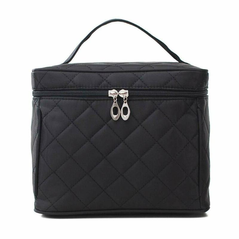 cosmetic bag travel toiletry bag large cosmetic