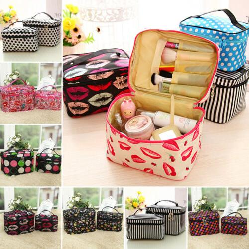 Ladies Toiletry Women Makeup Case Storage