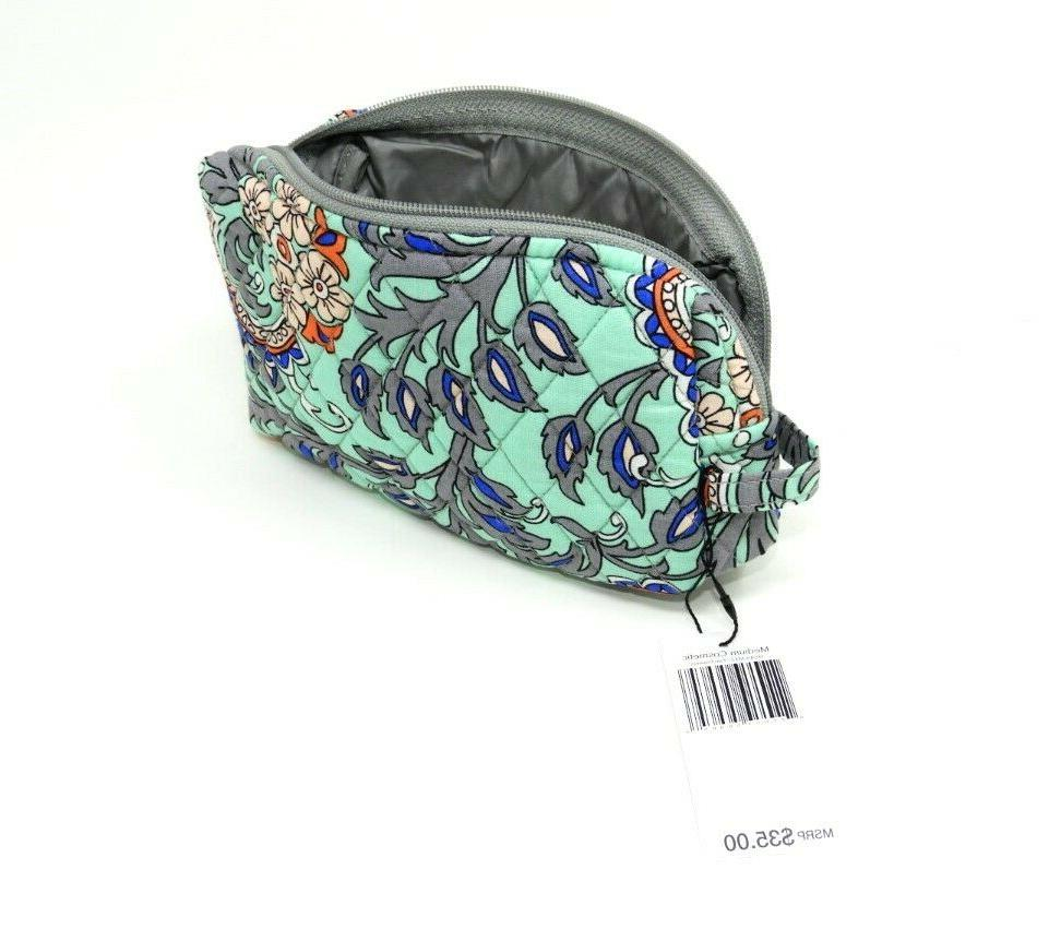 VERA Makeup Bag Large or Medium 4 Patterns