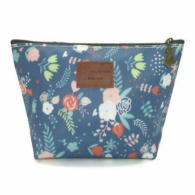 flower leaves tote bag carry