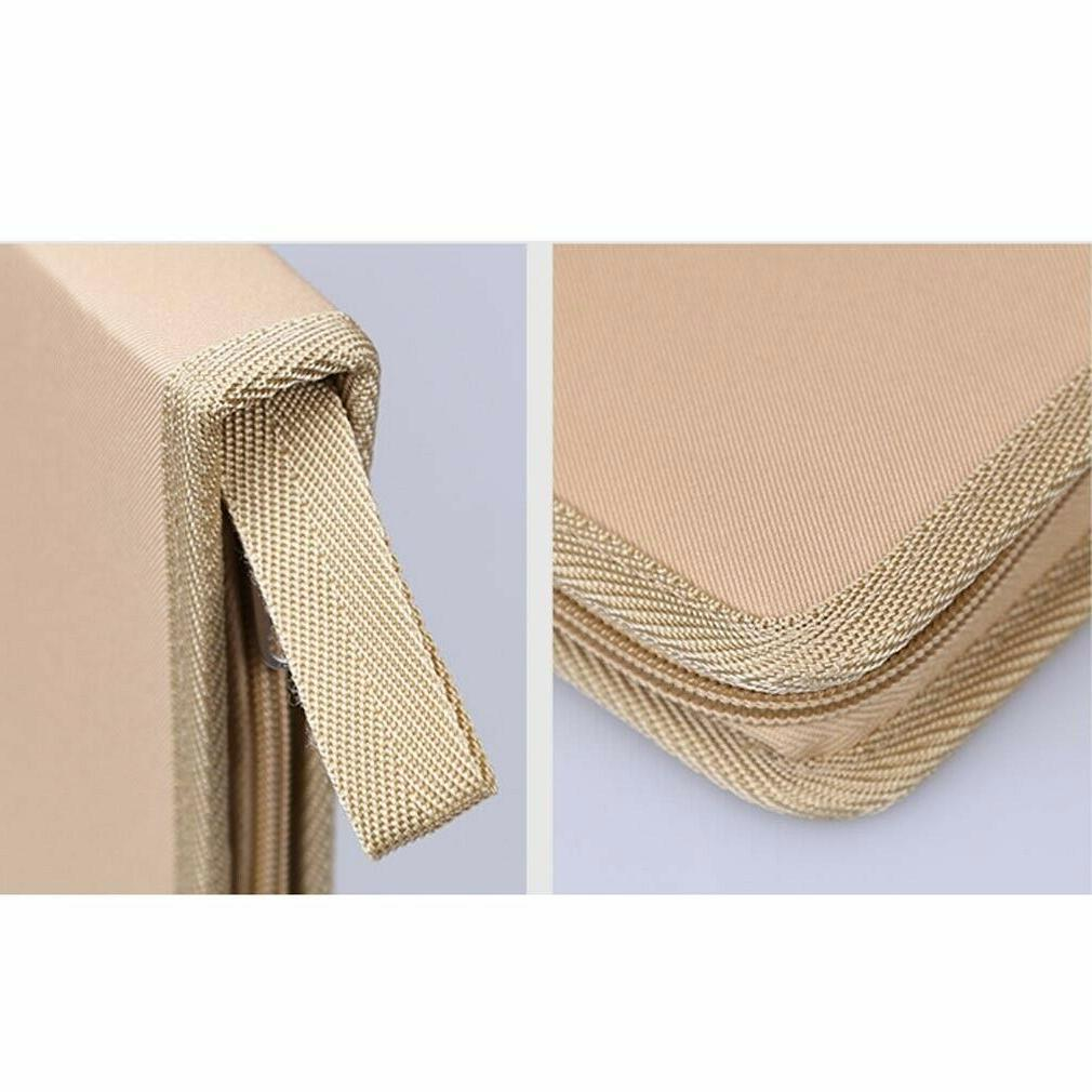 Folded Pen Drawing Makeup Slots Bags
