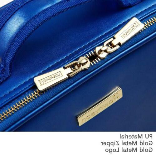PU Leather Makeup Case Mini Bag Portable