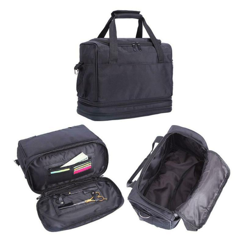 Hairdressing Bag Cosmetic Organizer With Pockets