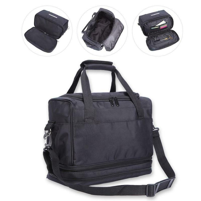 hairdressing tools bag portable cosmetic organizer