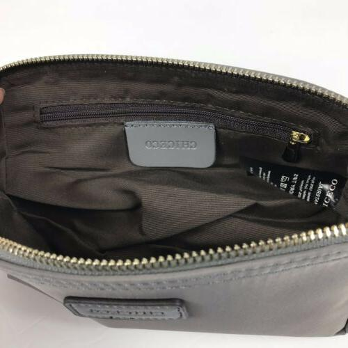 CHICECO Handy Clutch Makeup Gray New