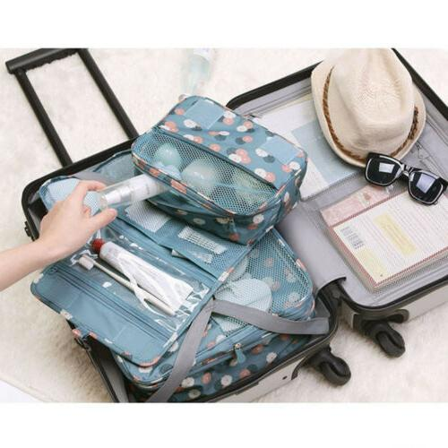 US Makeup Cosmetic Bag Organizer