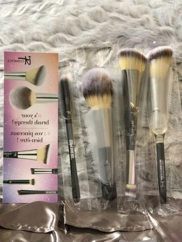 It Cosmectics Heavenly Luxe 4 Piece Brush Set With &