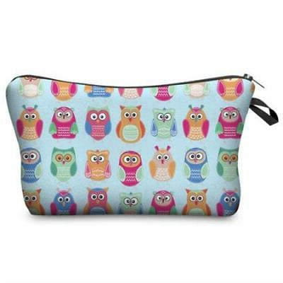 Jom Tokoy Printing Makeup Bags With Multi-color Pattern  Cos
