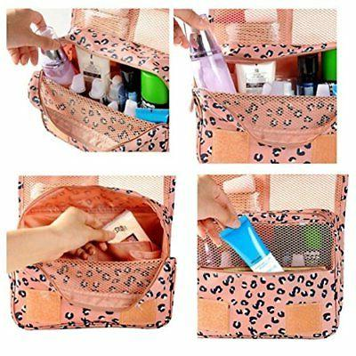 L&FY Multifunction Portable Pouch Toiletry