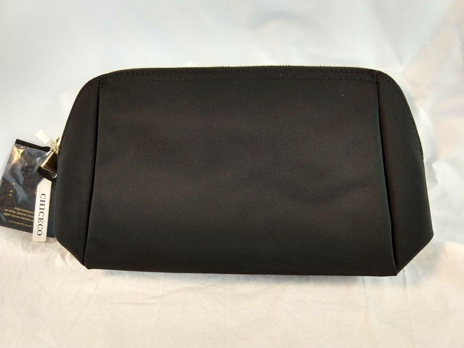Bag Cosmetic Pouch Black CHICECO