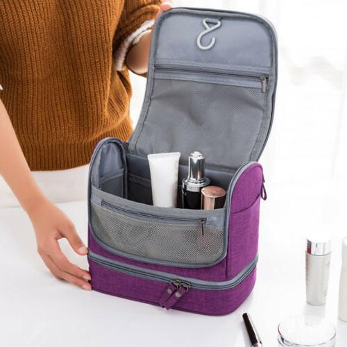 Large Professional Makeup Cosmetic Storage Handle Organizer Artist Kit