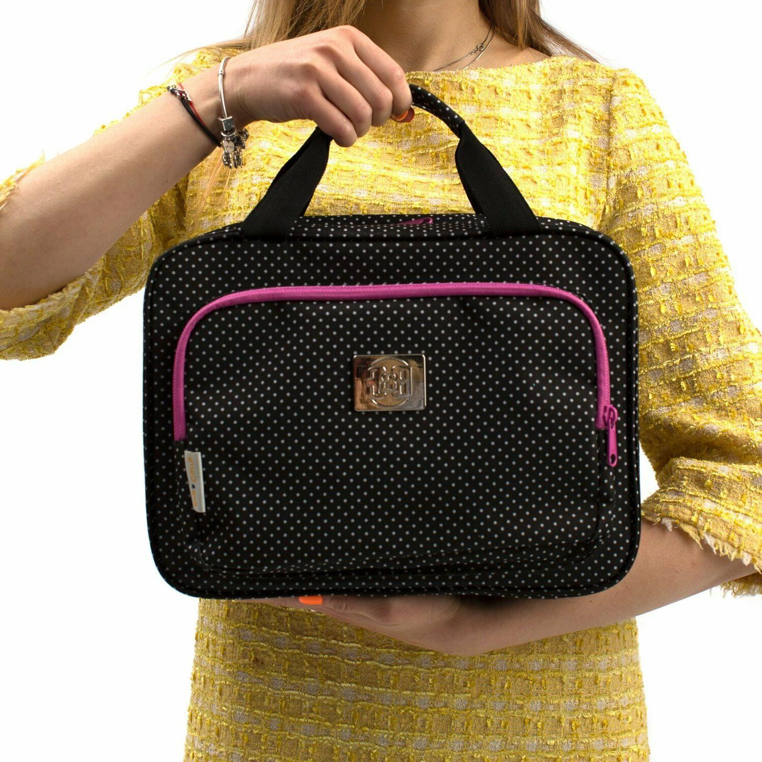 Large Cosmetic For Hanging Travel And Makeup Bag