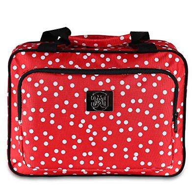 large travel cosmetic bag for women xl