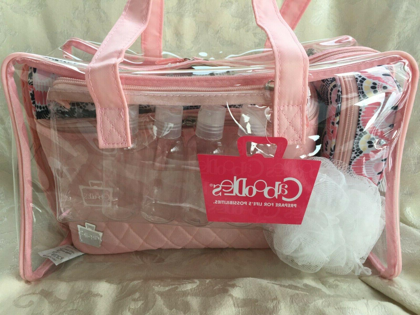 Caboodles 10 Pc. and Travel