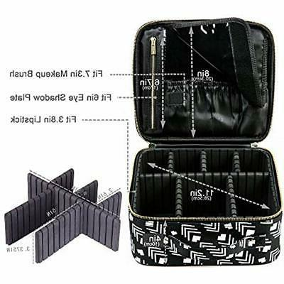 Makeup Professional Travel Cosmetic Portable Pattern Artist